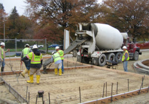 Experienced Concrete Pourers